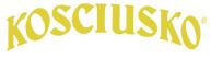 Kosciusko Product Family