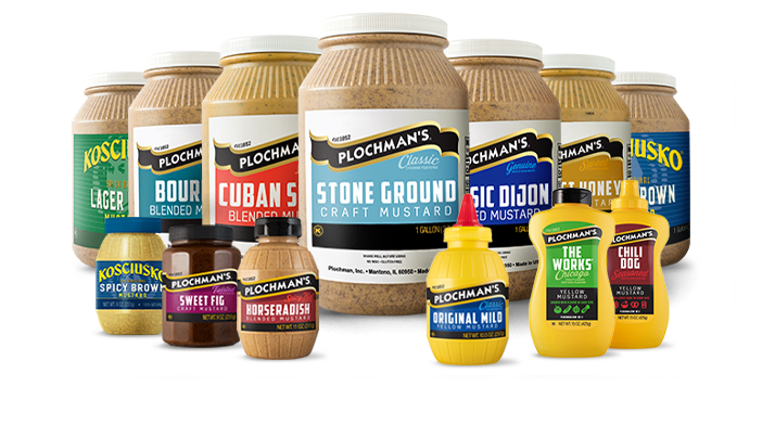 Plochmans Mustard Family